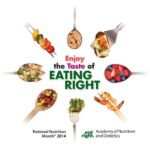 YOU are on the Air Megan Williams RDN National Nutrition Month