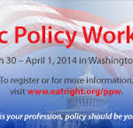 Public Policy Workshop Final Update from Sue Linja, RDN, LD April 2, 2014