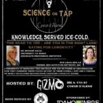 Educational Event in CDA – October 20th – Knowledge Served Ice Cold