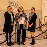 Idaho RDNs Celebrate RDN Day at the Idaho Capitol