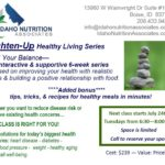 Idaho Nutrition Associates Now Offering Group Classes!