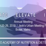 Registration for the 2019 Annual Meeting is now OPEN!