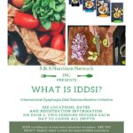 Idaho IDDSI training coming to a location near you June 4-13th