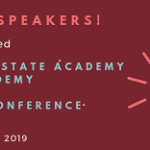 Call for Speakers! Washington State Academy and Idaho Academy 2020 Joint Education Conference