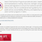 Idaho State Department of Education/Child Nutrition Programs – Feeding Site Locator